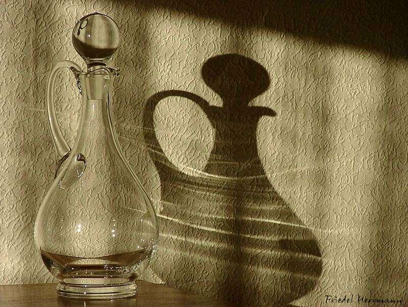 Wo Licht ist gibt es auch Schatten.