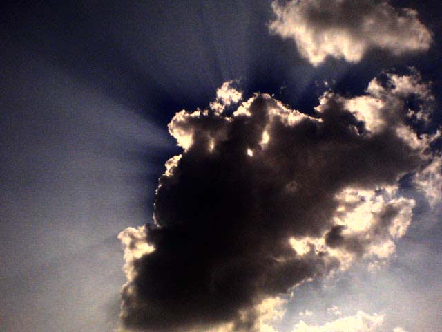 Wo Licht ist, ist Schatten...