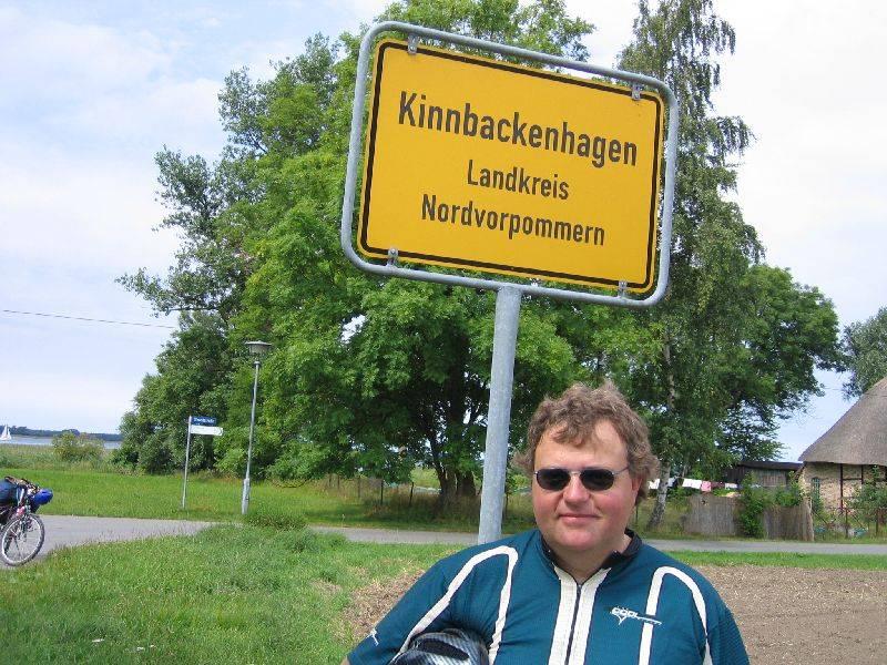 Wo liegt Kinnbackenhagen