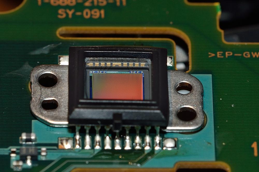Wo sind die Sensorflecken