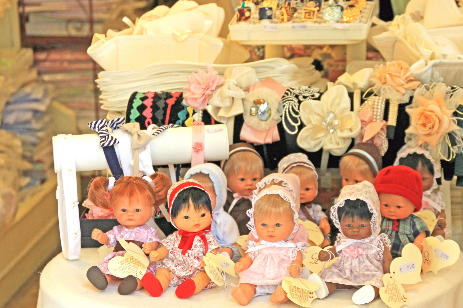 Wo sind eigentlich Barbie und Ken schon wieder hin?