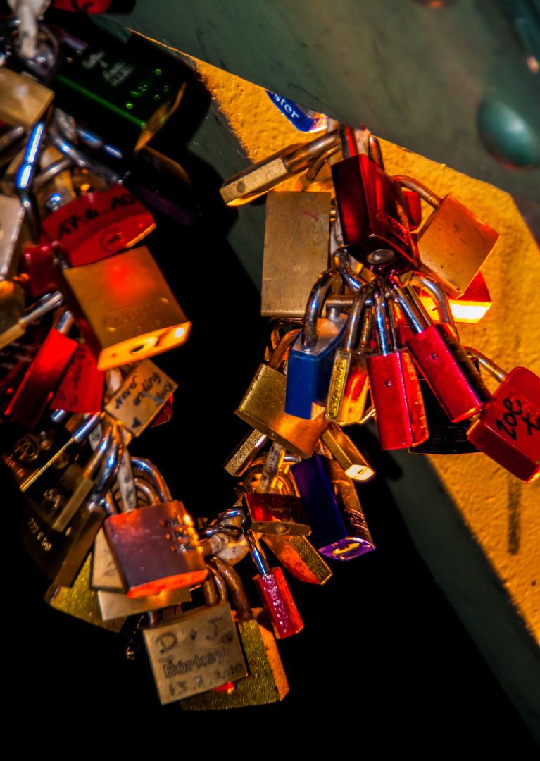 Wo sind nur die ganzen Schlüssel geblieben...