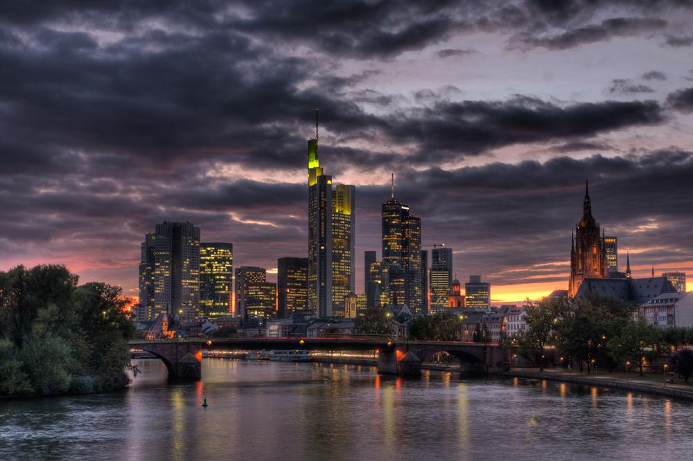 Wo sind wir daheim? Frankfurt am Main...