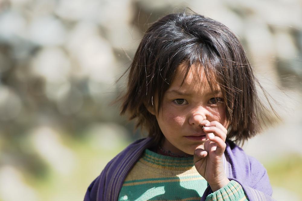 Woche 38: Ladakhi Mädchen