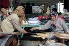 Wochenmarkt in Belek