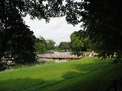 Wörlitzer Park, Gondelstation