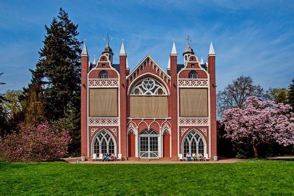 Gotisches Haus Fotos & Bilder auf foto munity