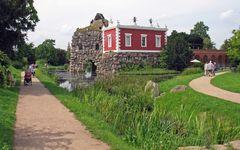 Wörlitzer Park, Villa Hamilton