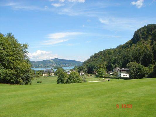 Wörtersee in Austria