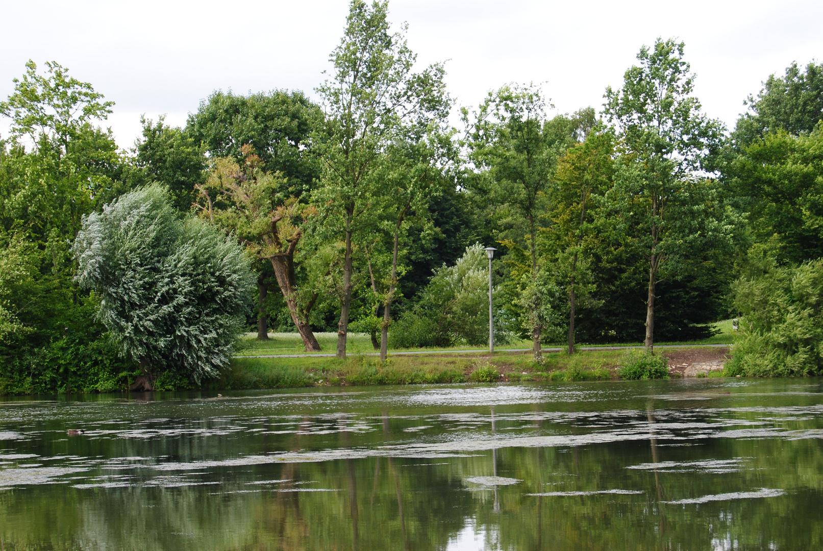 Woerther Lake