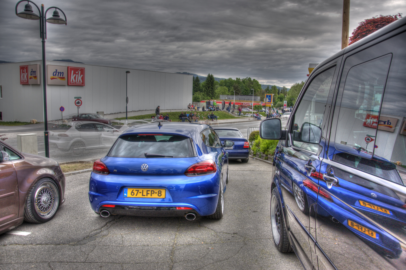 Wörthersee 2012 HDR