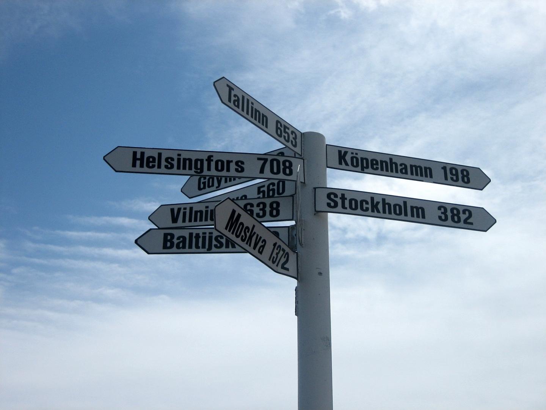 ...wohin soll denn die Reise gehn` ....wohin ja, wohin ja......