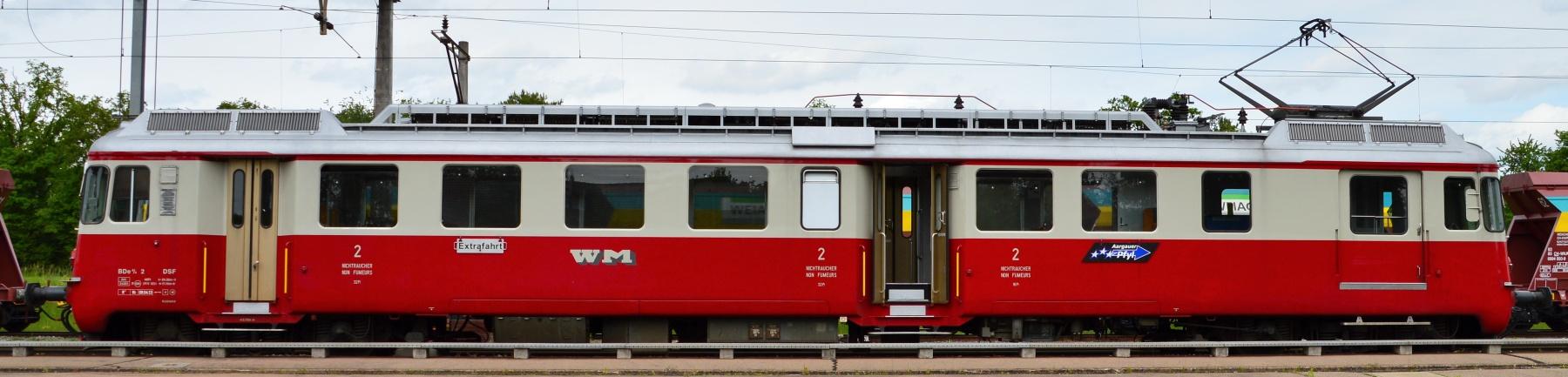 Wohlen Meisterschwanden Bahn II