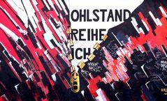 Wohlstand - Freiheit - Ich (East Side Gallery, Berlin)