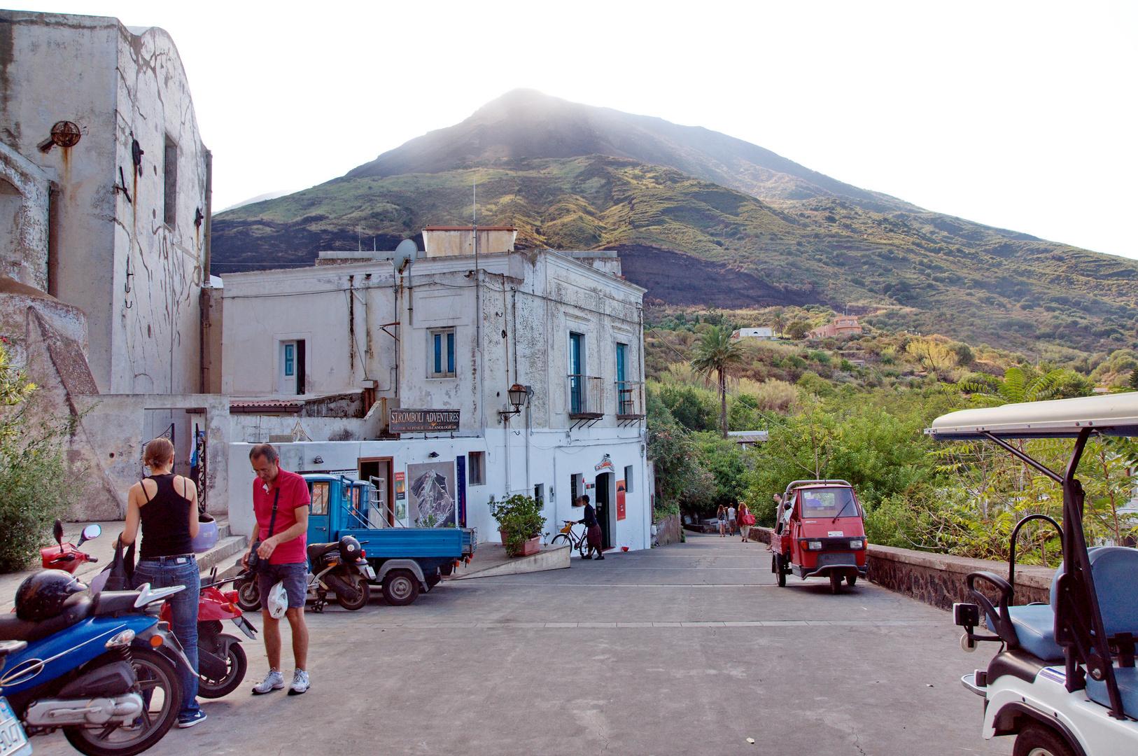 Wohnen am Vulkan