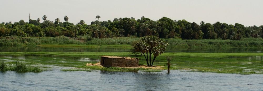 Wohnen im Nil