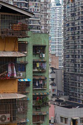 Wohnen in Chongqing