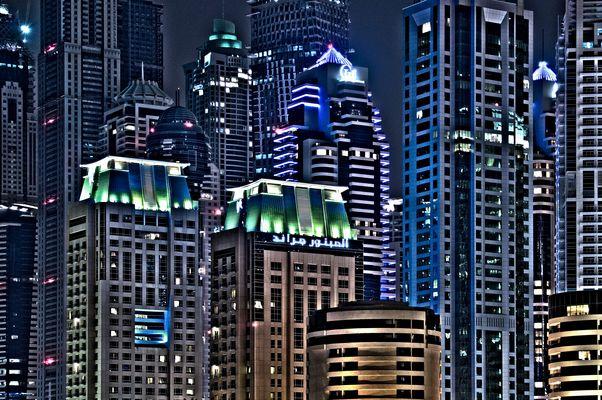 Wohnen in Dubai im Jahre 2050 ???