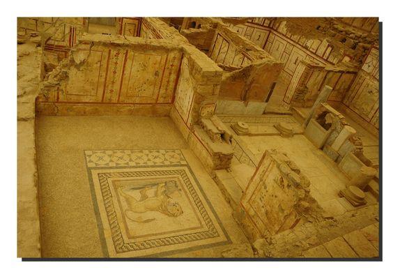 Wohnen in Ephesus