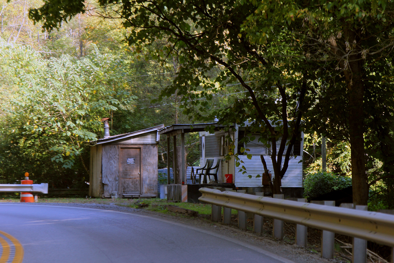 Wohnen und Leben in West Virginia, USA 2013