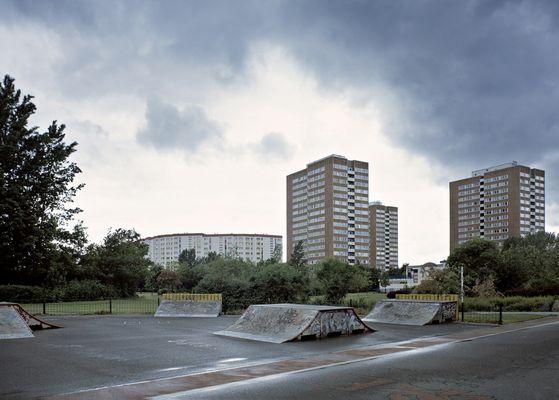 Wohngebietspark Marzahn