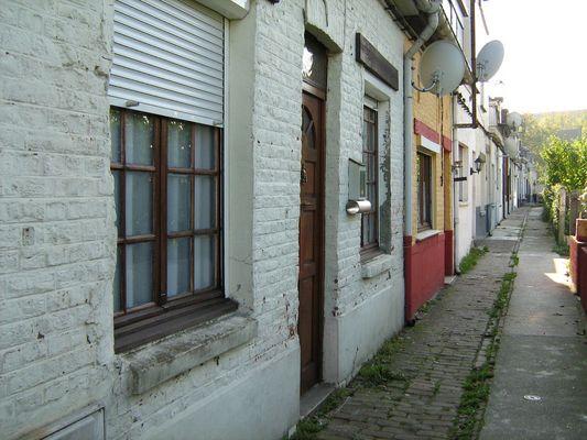 Wohnhäuser in Roncq