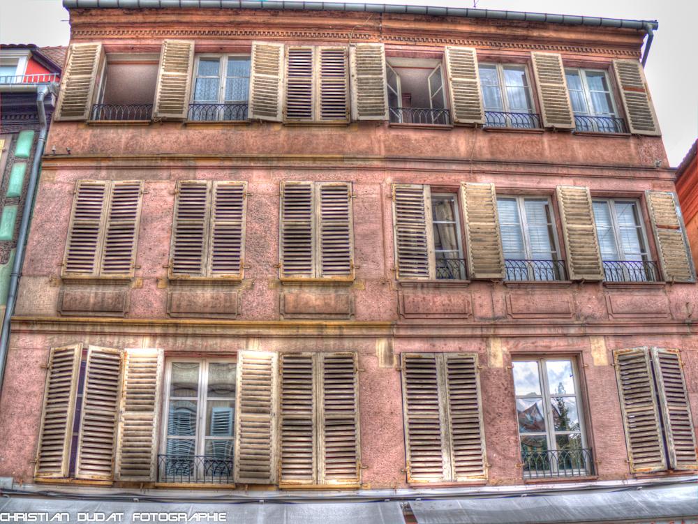 Wohnhaus in Colmar Frankreich