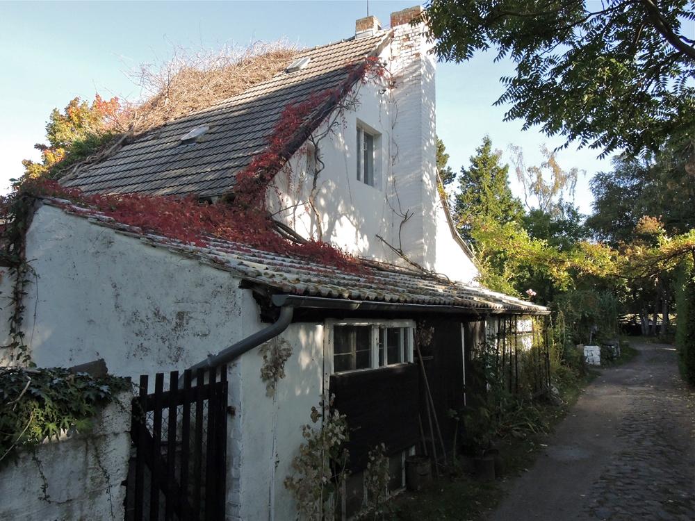 Wohnhaus und Atelier von ONH