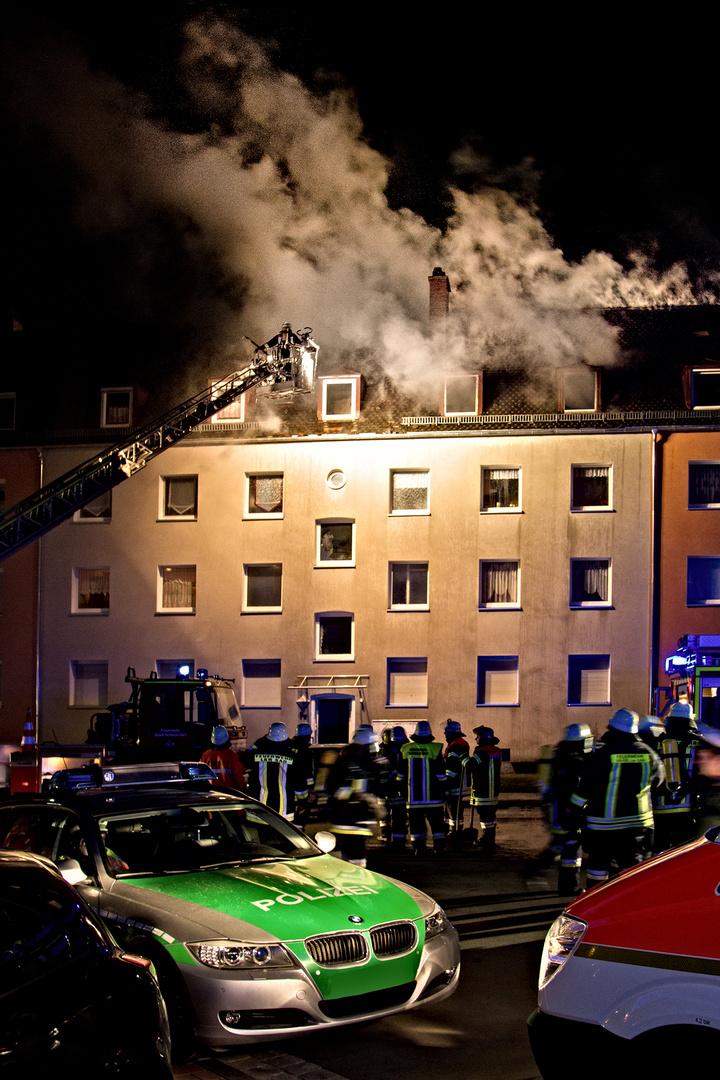 wohnhausbrand schwandorf