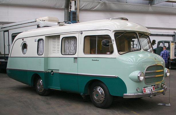 Wohnmobil à la francaise