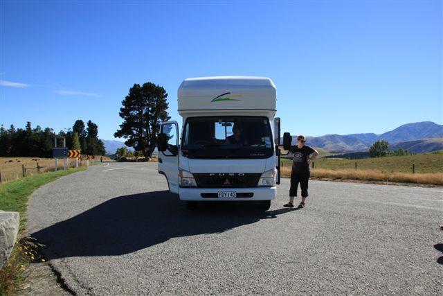 Wohnmobil-Tour