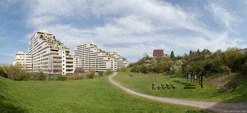 Wohnsiedlung Wien Simmering