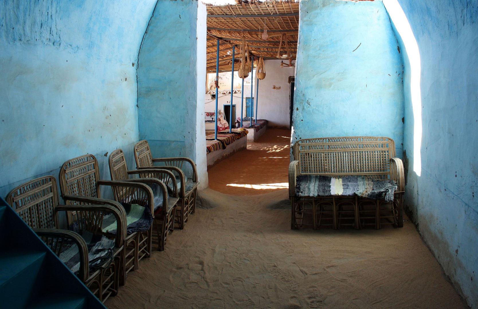 Wohnung einer nubischen Familie
