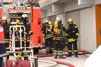 Wohnungsbrand Angerburger  Allee 55  in Berlin - Charlottenburg am 30.12.10
