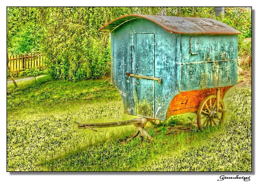 Wohnwagen von Anno Tuback