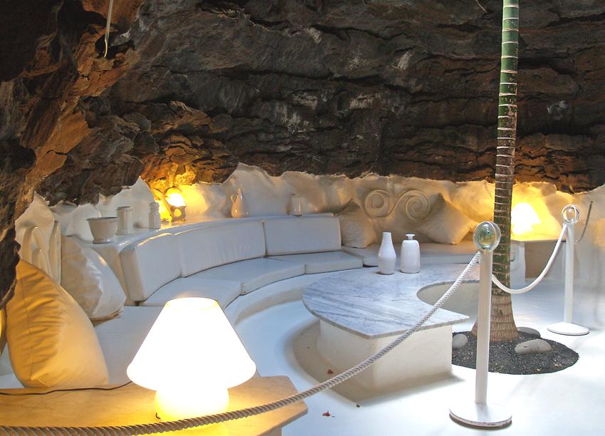 Wohnzimmer von Cesar Manrique