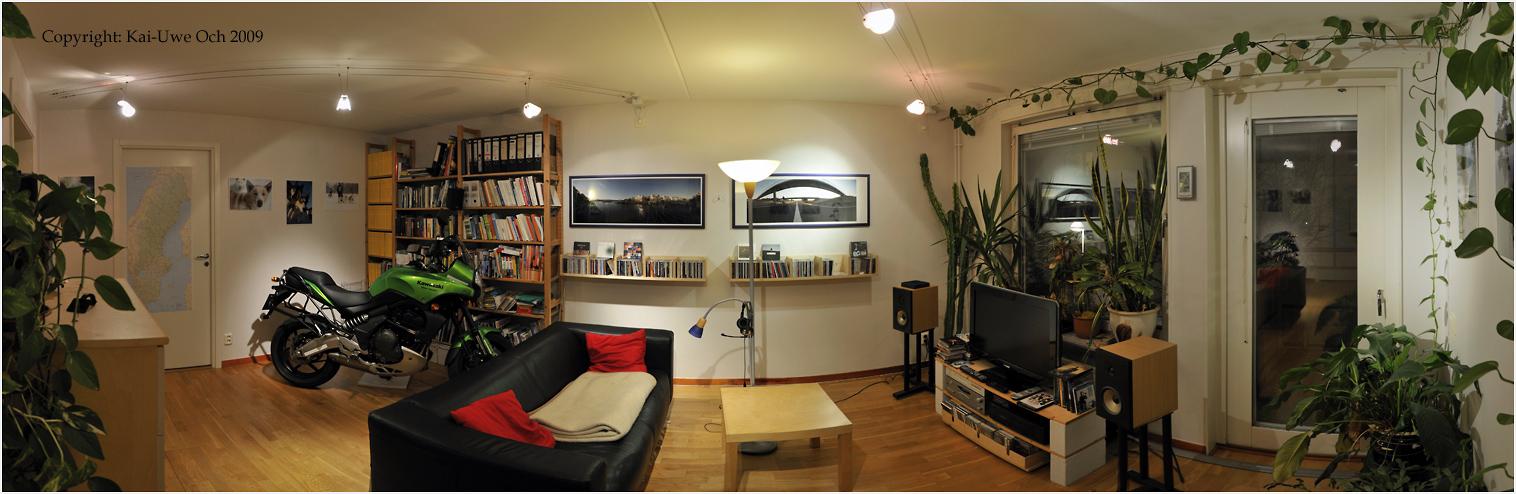 Wohnzimmerpanorama