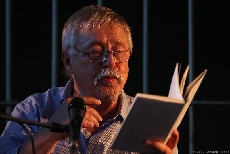 Wolf Biermann liest