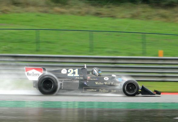 wolf f1 francorchamps