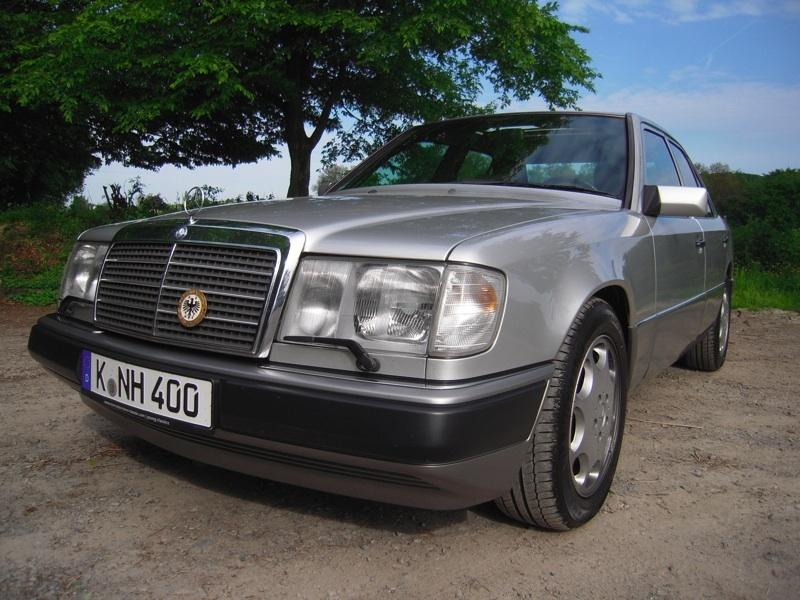 Wolf im Schafspelz - Mercedes-Benz 400 E