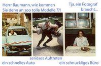 Wolfgang Bennie Baumann