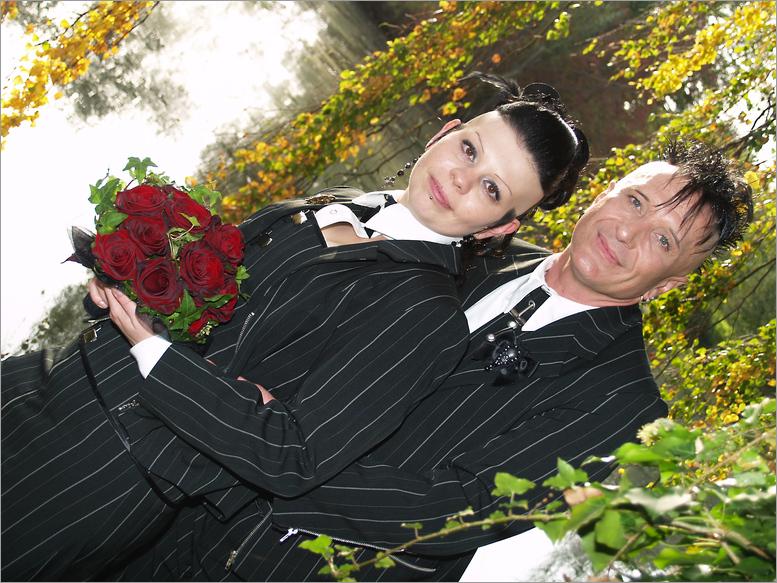 Wolfgang und Bianca IX