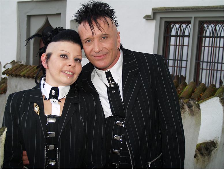 Wolfgang und Bianca V
