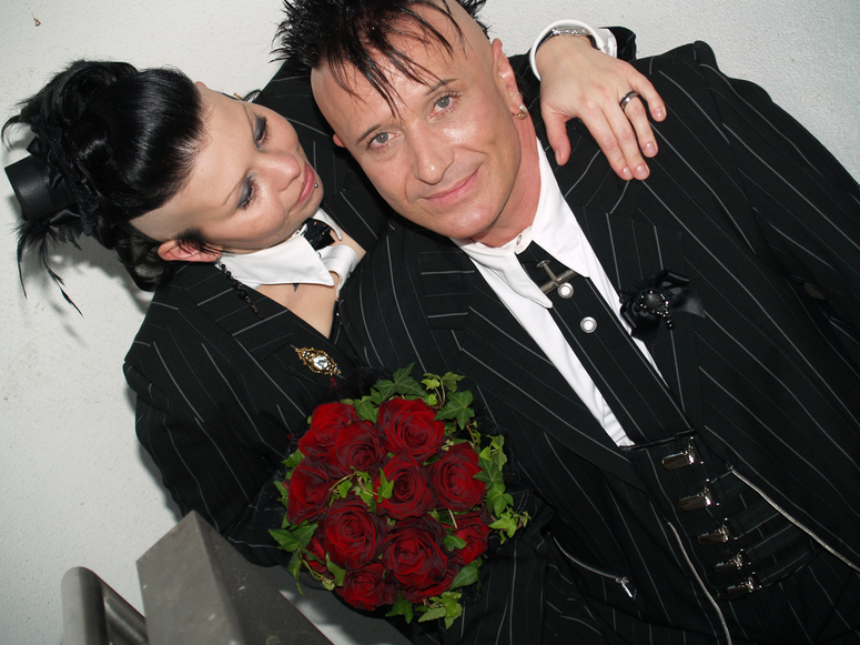 Wolfgang und Bianca VII