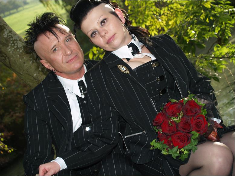 Wolfgang und Bianca VIII