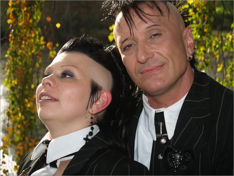 Wolfgang und Bianca X