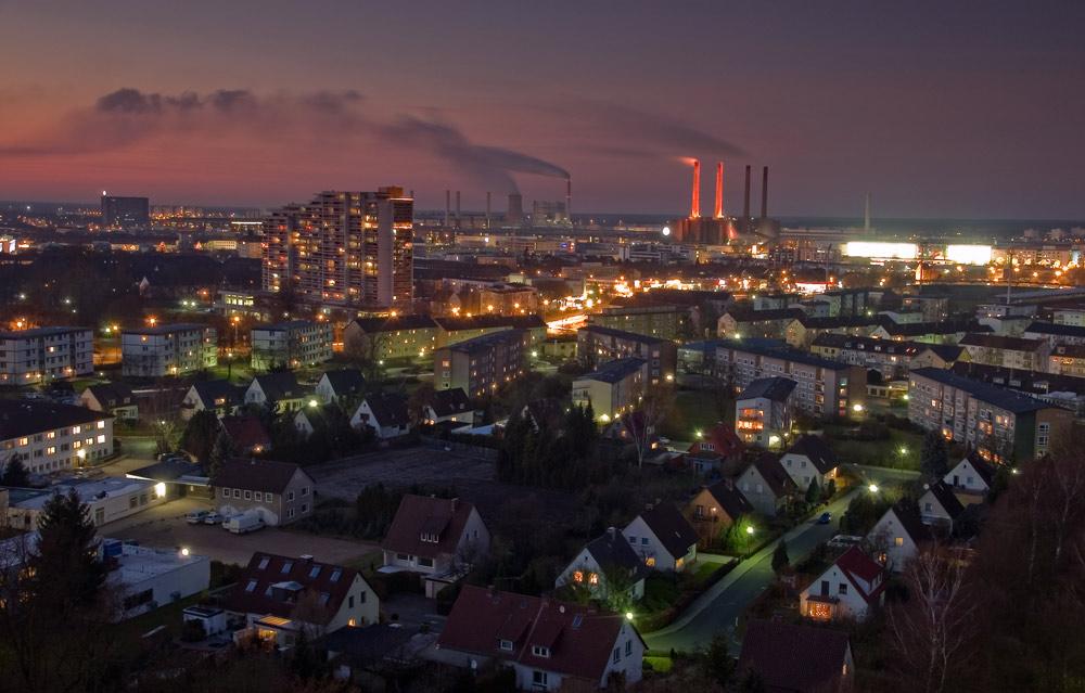 Wolfsburg dämmerts