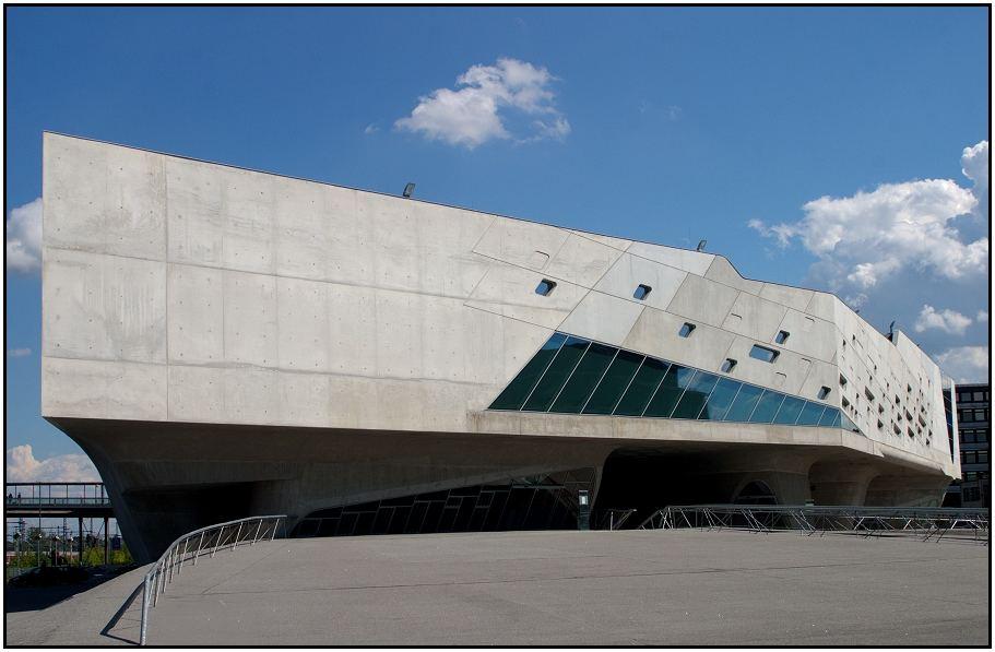 Wolfsburg - Phaeno Museum