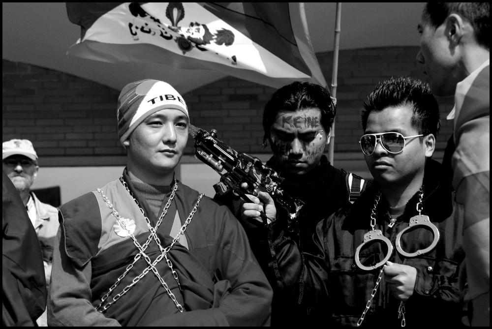 Wolfsburg - Tibet - Peking