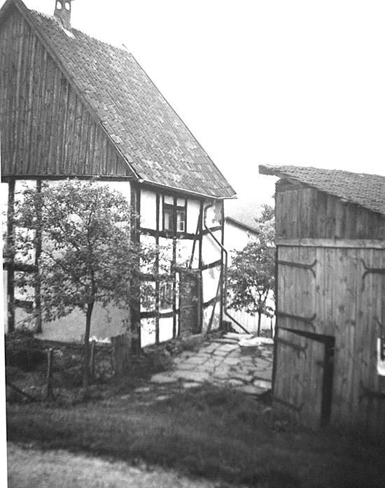 Wolfscharre 2, bei Marienberghausen (Nümbrecht)